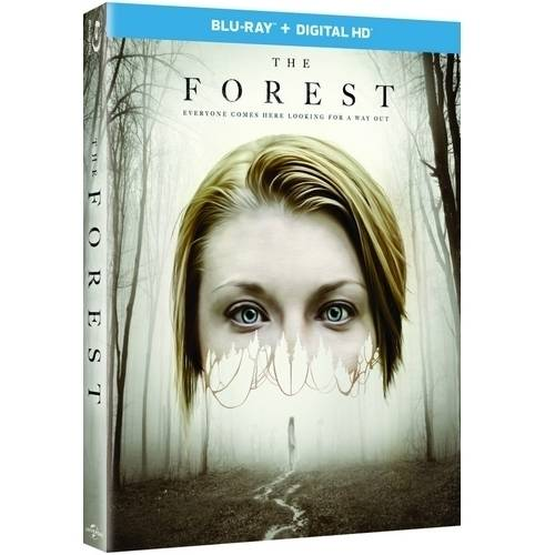 The Forest (Blu-ray + Digital HD) (With INSTAWATCH)