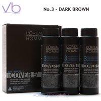 L'Oreal Professionnel Homme Cover 5 (No.3 Dark Brown)