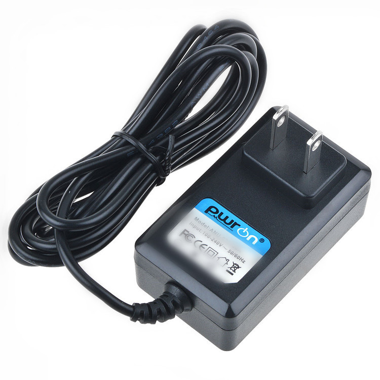 """PwrON (6.6ft Cable) AC TO DC Adapter For Freelander PD900 10.1"""" Quad Core IPS Screen Tablet PC Power Supply Cord"""