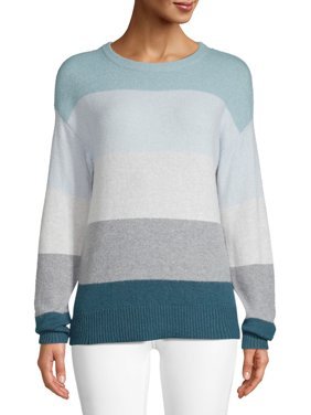 Time and Tru Women's Supersoft Pullover Sweater