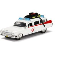 Jada Hollywood Rides Ghostbusters Ecto-1 1:32 Scale Diecast Car