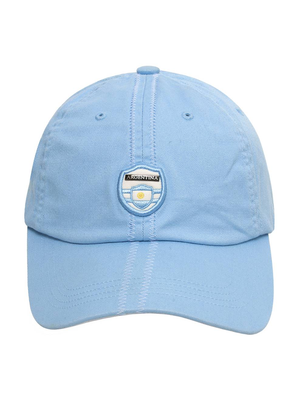 World Cup Argentina Vintage Adjustable Buckle Soccer Cap 918150beab4