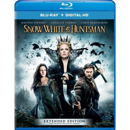 Snow White And The Huntsman  Blu Ray   Digital Hd