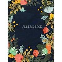 Address Book - Modern Floral Large (Other)