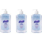 PURELL Advanced Instant Hand Sanitizer, 20 fl oz, 3 count