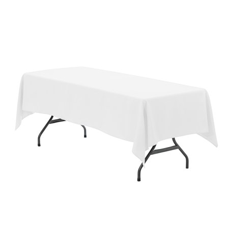 Prime Your Chair Covers 60 X 102 Inch Rectangular Polyester Tablecloth White For Wedding Party Birthday Patio Etc Alphanode Cool Chair Designs And Ideas Alphanodeonline