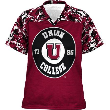 ProSphere Women's Union College Digital Football Fan Jersey Authentic College Football Jerseys