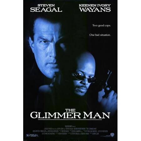 The Glimmer Man Poster Movie Mini Promo