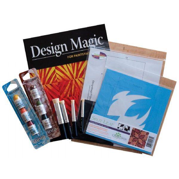 (Price/ST)Cedar Canyon Textiles CCT402K Stencil Sampler