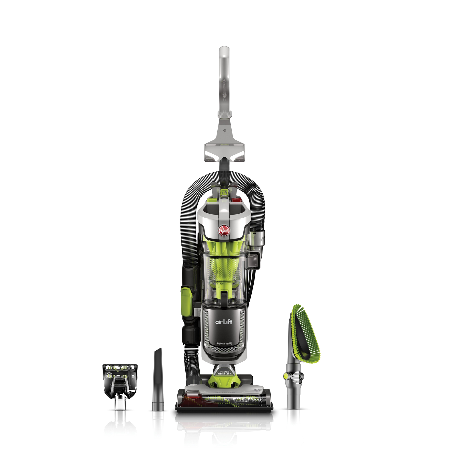 Hoover AIR LIFT STEERABLE UPRIGHT VACUUM