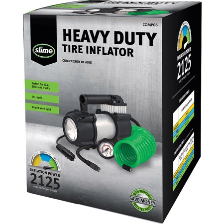 Slime Heavy-Duty Pro Power Inflator - 40042