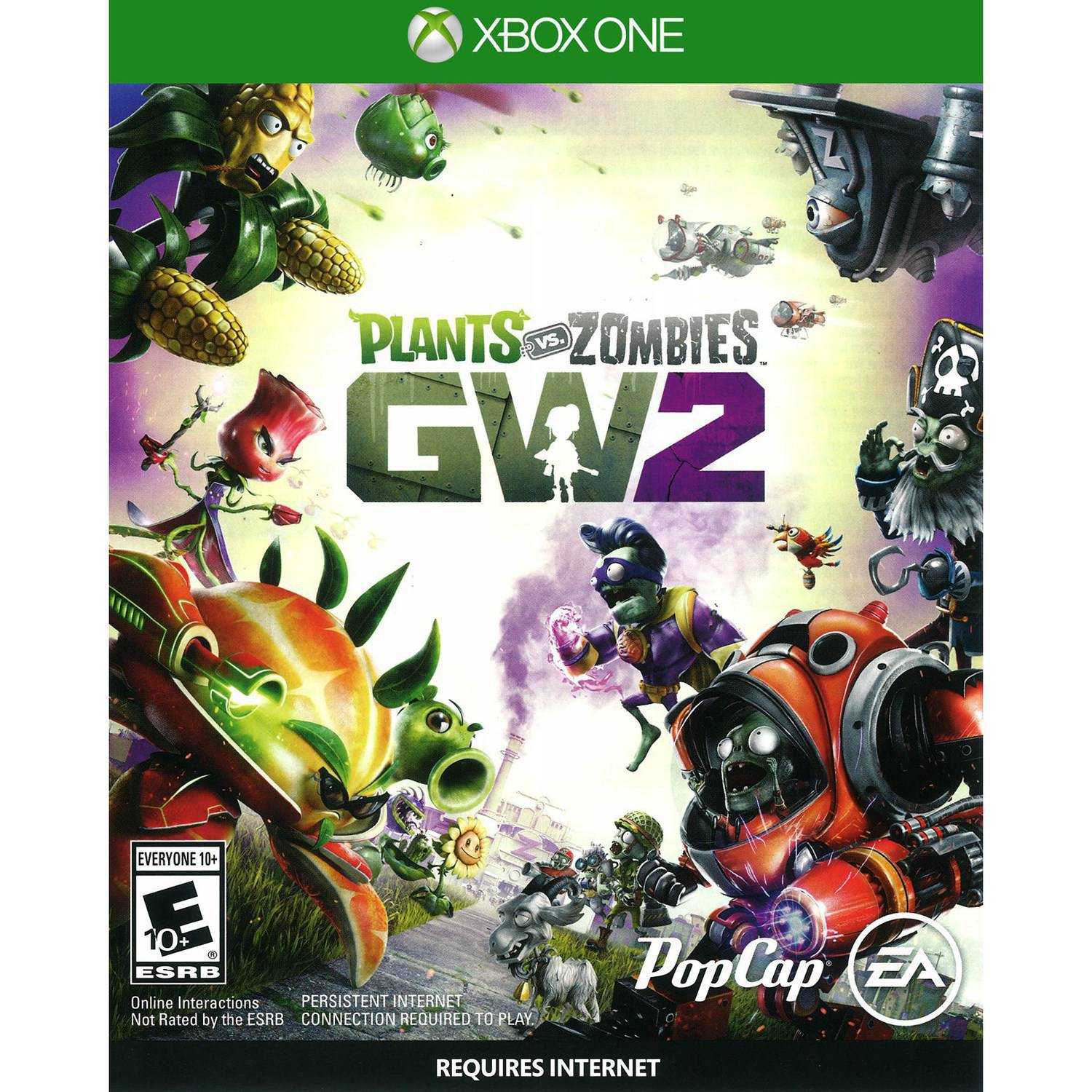 Plants vs Zombies Garden Warfare 2 (Xbox One) by POPCAP GAMES