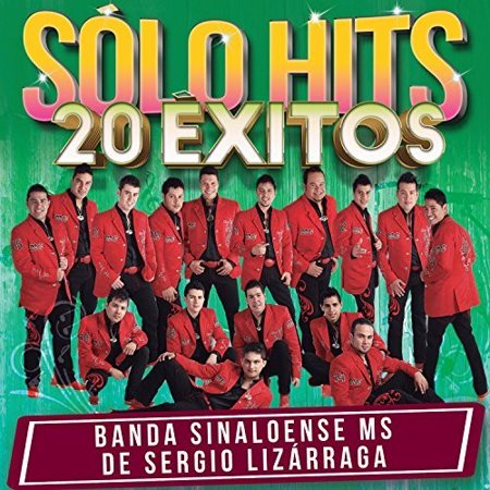 Solo Hits 20 Exitos (CD)