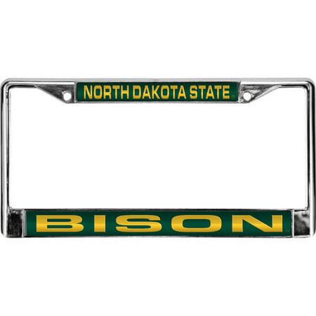 - Rico Industries NCAA North Dakota State Green Laser Chr Frame