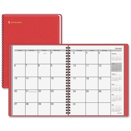 At-A-Glance Fashion Color Monthly Planners