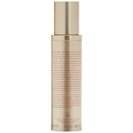 Shaping Facial Lift Total V Contouring Serum by Clarins for Women - 1.6 oz Serum - image 2 de 3