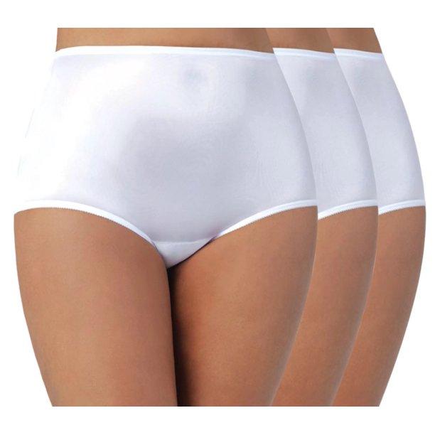Vanity Fair Vanity Fair Womens Perfectly Yours Ravissant Tailored Nylon Brief 10 Walmart Com Walmart Com