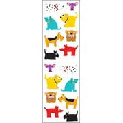 Mrs. Grossman's Stickers-Chubby Dogs