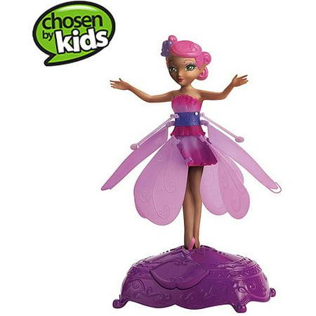 Flutterbye Flying Fairy Doll Walmart