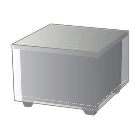 End Table Protective Cover in Grey ()