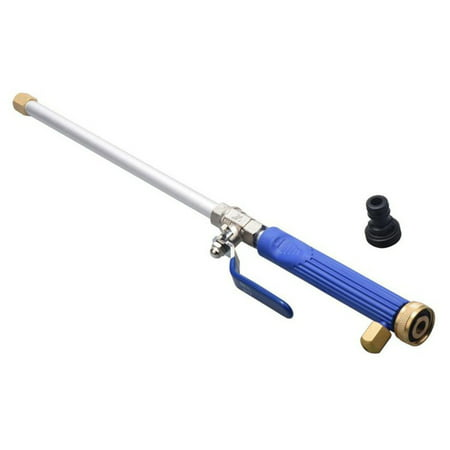 Good Quality Alloy Wash Tube Hose Car High Pressure Power Water Jet Washer with 2 Spray Tips Tools Auto Maintenance Cleaner Watering Lawn