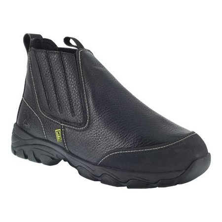 Men's Iron Age Galvanizer Chelsea Steel Toe Work Boot Cast Iron Iron Boot