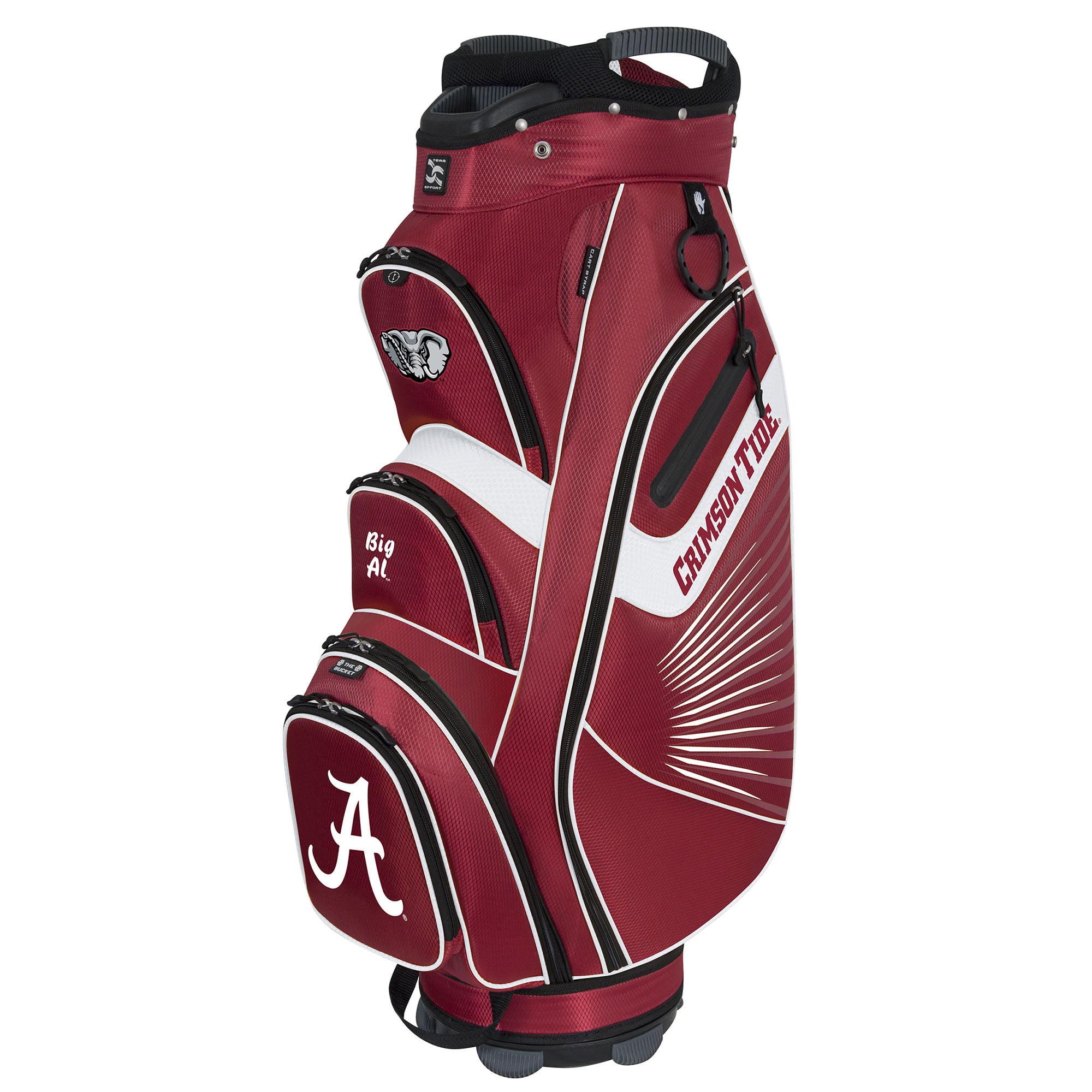 Team Effort Alabama Crimson Tide The Bucket™ II Cooler Ca...