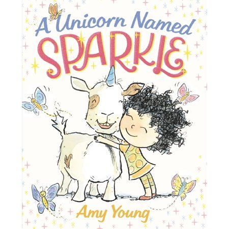 Unicorn Named Sparkle (Board Book)