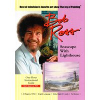 BOB ROSS THE JOY OF PAINTING-SEASCAPE WITH LIGHTHOUSE (DVD) (DVD)