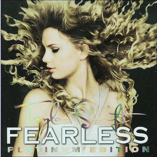 Fearless (Platinum Edition) (CD/DVD)