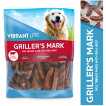 Dog Treats: Vibrant Life Griller's Mark