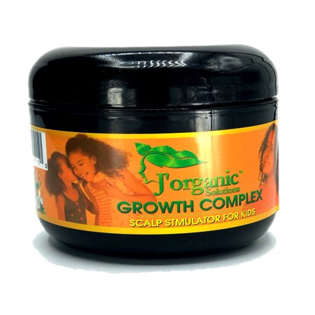 J'Organic Solutions hair growth Scalp stimulator (Hair Grease for