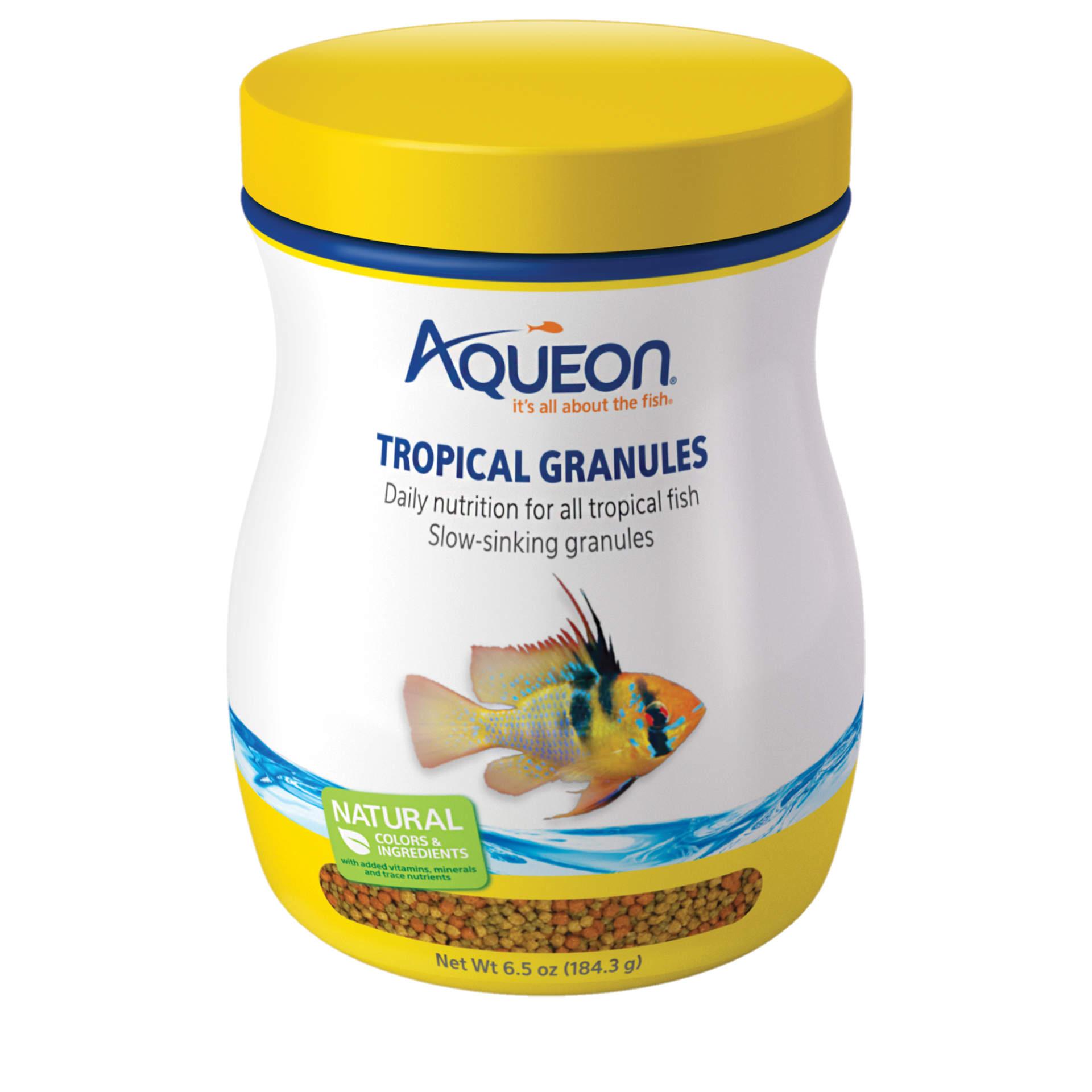 Aqueon Tropical Granules 6.5oz