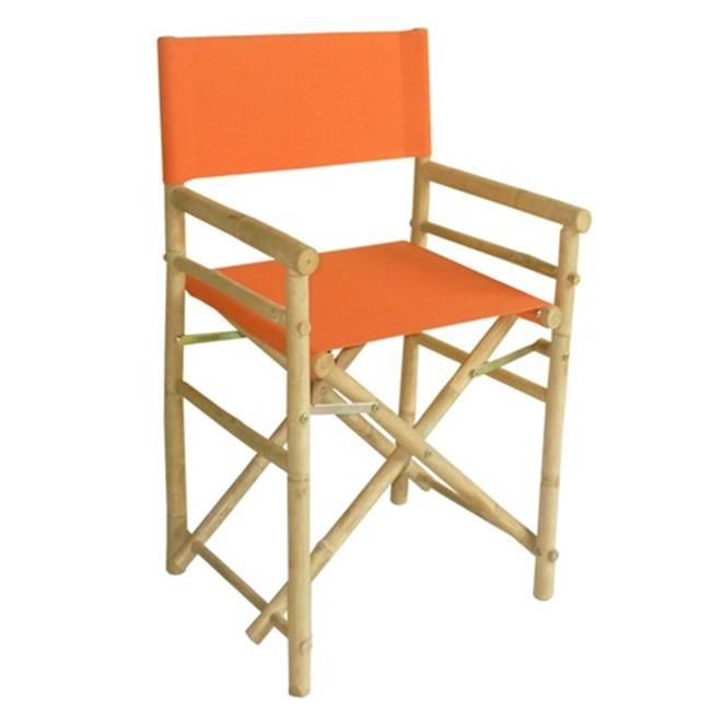 ZEW CH-007-0-01- Bamboo Director's Chairs-Pottery - SET 2