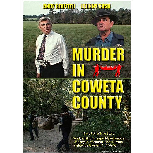 Murder In Coweta County by Passion River