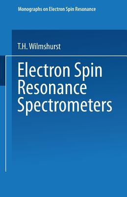 Electron Spin Resonance Spectrometers by Springer Us