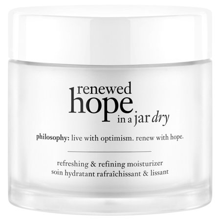 Philosophy Hope In a Jar Facial Moisturizer, 2 Oz (Philosophy Hope In A Jar Night Cream)