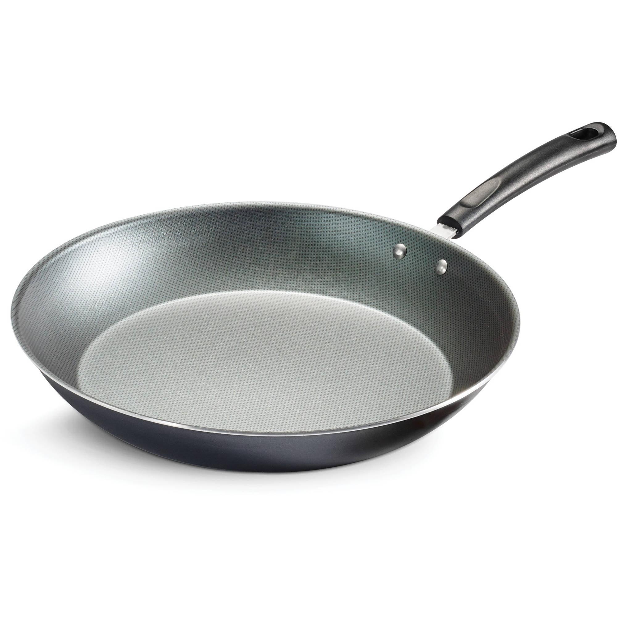 Tramontina PrimaWare 12-Inch Steel Gray Nonstick Saute Pan, Steel Gray