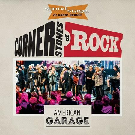 Cornerstones Of Rock: American Garage (CD) (Includes DVD) - Native Americans Rock