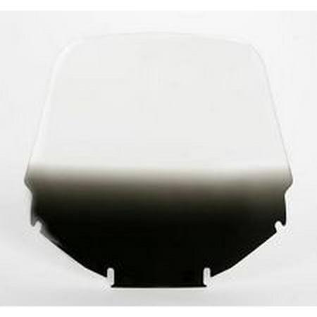 Goldwing Windshields (Memphis Shades Goldwing Windshield GL1200 Tall Vented Gradient Black (MEP4661) )