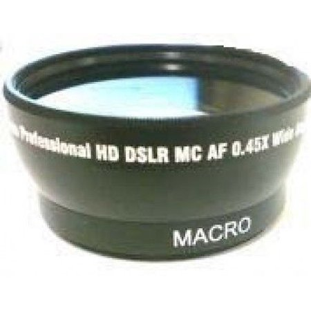Wide Lens for Sony DCR-DVD506, Sony DCRDVD506, Sony DCRDVD506E, Sony HXR-MC1500, Sony HXR-MC2000U Wide Lens for Sony DCR-DVD506, Sony DCRDVD506, Sony DCRDVD506E, Sony HXR-MC1500, Sony HXR-MC2000UNot made by Sony