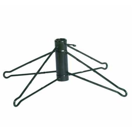 NorthLight Green Metal Christmas Tree Stand For 4-4. 5 ft. Artificial Trees