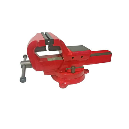 Yost Vises Fsv 7 Heavy Duty Forged Steel Bench Vise With