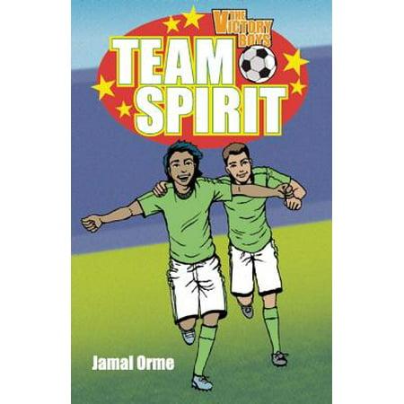 Team Spirit - eBook (Team Spirit Band)