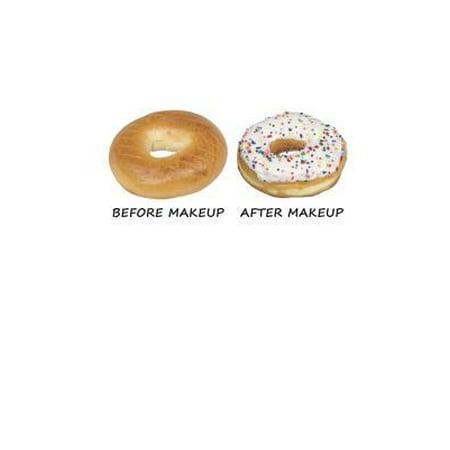 Before Makeup - After Makeup: Vorher - Nachher. Notizbuch / Tagebuch / Heft mit Punkteraster Seiten. Notizheft mit Dot Grid, Journal, Planer f�r Ter (Tattoo Cover Up Ideas Before And After)