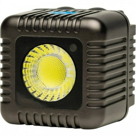 LUME CUBE Bluetooth External Flash & Video Light for Casual Capture Devices, Gunmetal Gray
