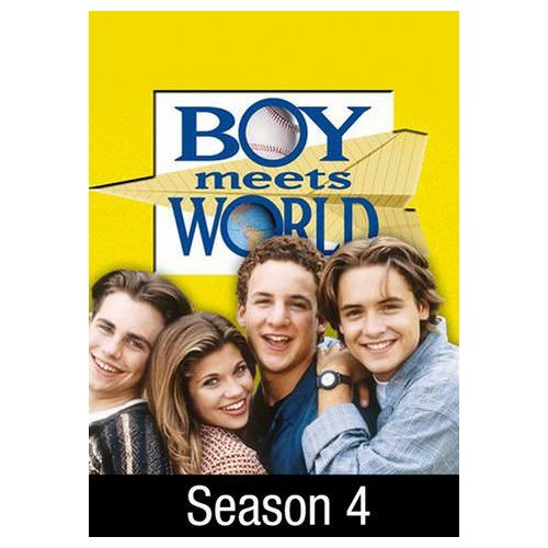 Boy Meets World: Season 4 (1996)