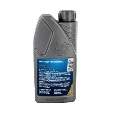 1 Fuser Oil - OE Replacement for 1999-2003 Saab 9-5 Engine Oil (2.3t / Aero / Arc / Base / Gary Fisher / Linear / SE)