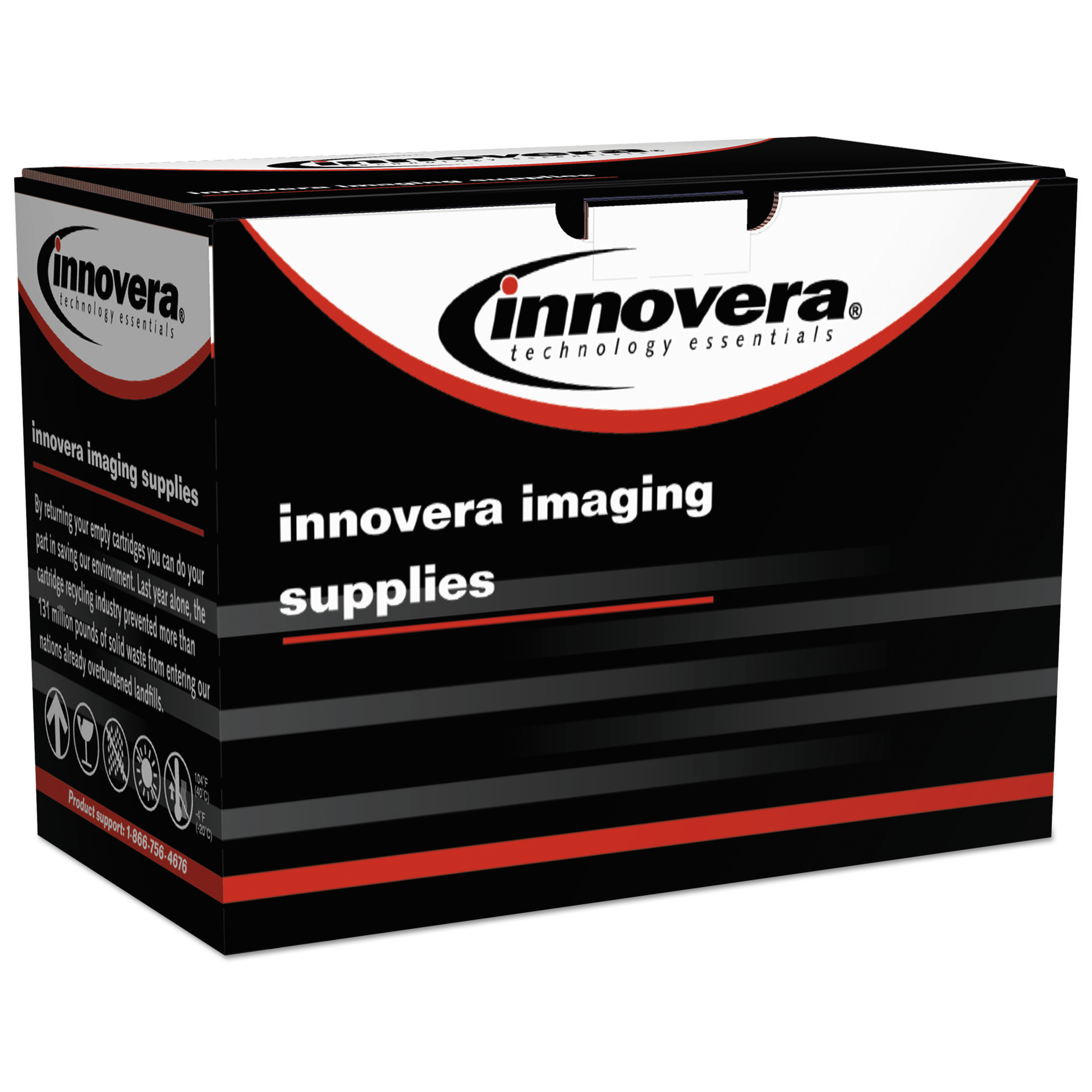 Innovera Remanufactured C2P26AN (935XL) High-Yield Ink, 825 Page-Yield, Yellow