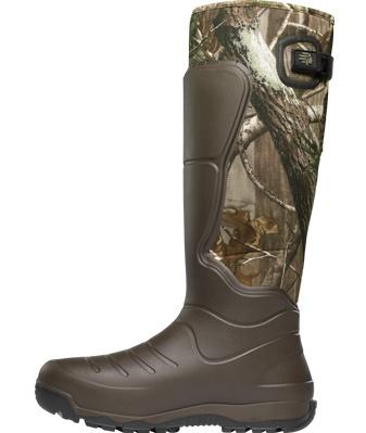 "La Crosse 716032-10 Men's Aerohead 18"" Boot Realtree Xtra 7mm Size 10"
